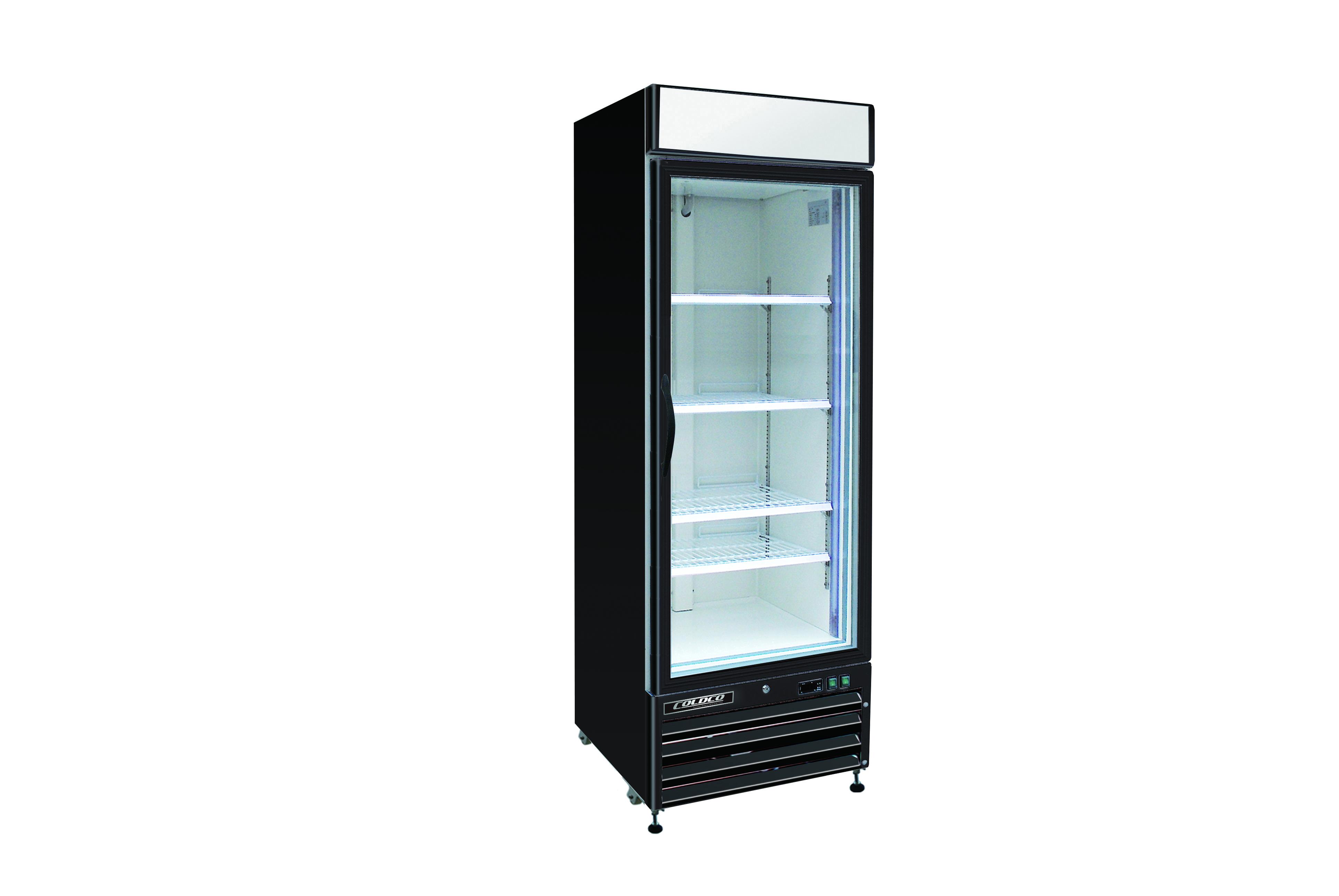Toronto refrigeration and freezer retailer of hussmann for 1 glass door refrigerator