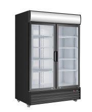 "52.5"" SWING GLASS DOOR REFRIGERATOR , SD1200SW"