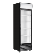 "COLDCO 24"" GLASS DOOR REFRIGERATOR"