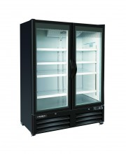 "54"" 2-DOOR GLASS FREEZER - BGD-50FHC"