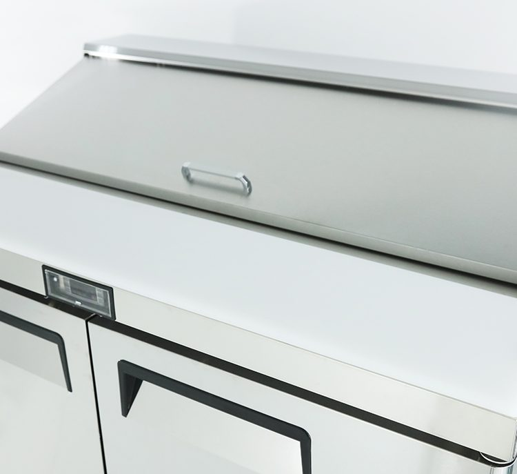 Toronto Refrigeration And Freezer Retailer Of Hussmann True - Cold prep table for sale