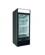 "MODEL BGD-16R 25"" 1-DOOR  GLASS REFRIGERATOR"