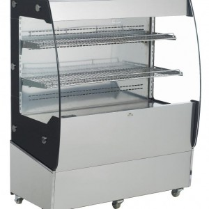 39.5″ OPEN DISPLAY REFRIGERATOR, MODEL RS200