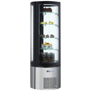69″ HEIGHT REFRIGERATED CIRCULAR DISPLAY CASE – AC-400R